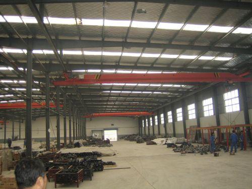 公司钢构厂房